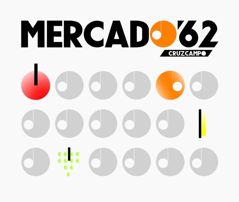 Concurso abierto de ideas Mercado '62 / España