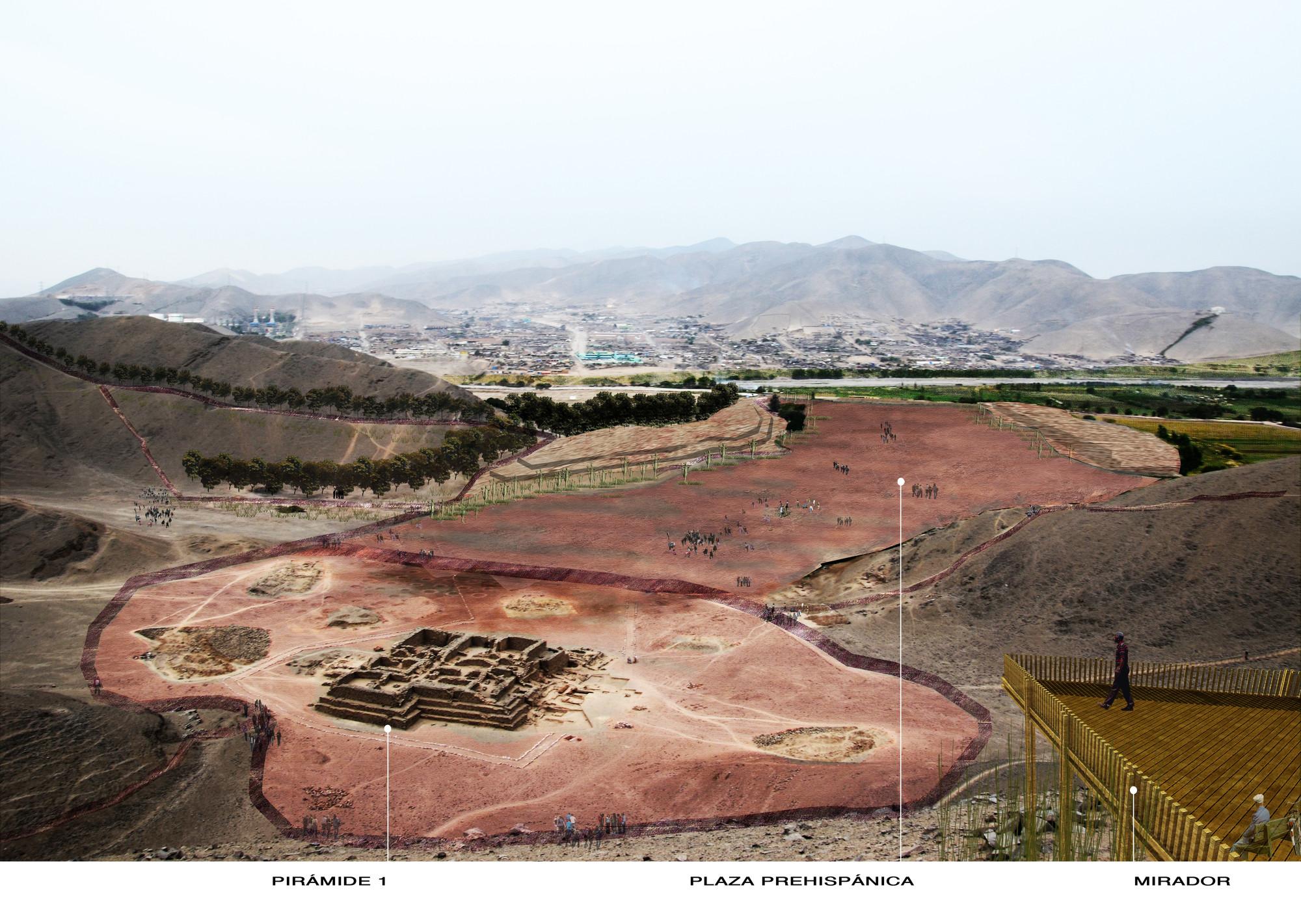 Imagen Segundo Lugar. Image Courtesy of ESTUDIO SHICRAS