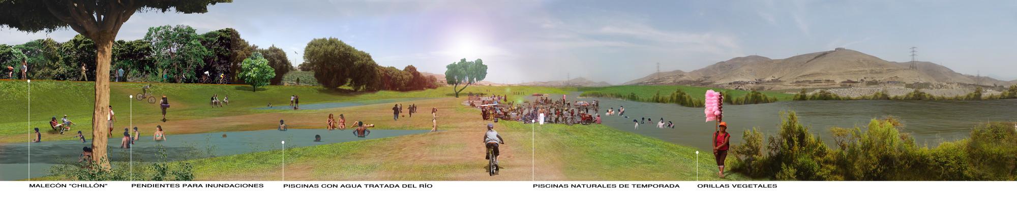 Imagen 02. Image Courtesy of ESTUDIO SHICRAS