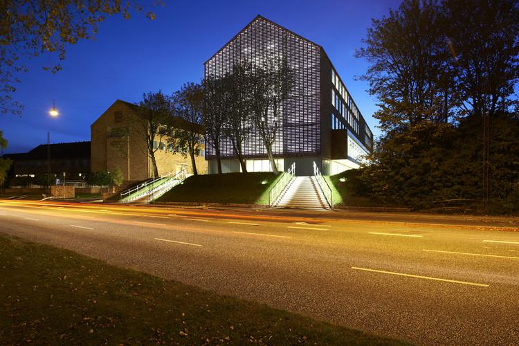 Edificio S Universidad de Aarhus / Cubo Arkitekter, © Martin Schubert