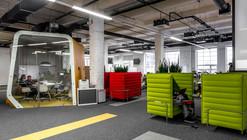 Yandex Stroganov / Za Bor Architects