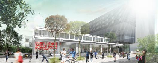 Courtesy of Studio Odile DECQ architectes urbanistes