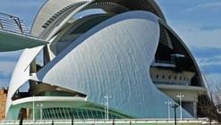 Could a Lick of Super Strong Carbon Paint Fix Caltrava's Palau de les Arts?