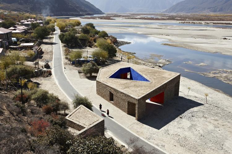 Centro de Visitantes en el Río Niyang / Standardarchitecture + Zhaoyang Architects, © Chen Su