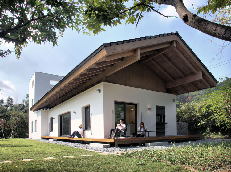 Casa Cherry Blossom / TRU Architects, Cortesía deTRU Architects