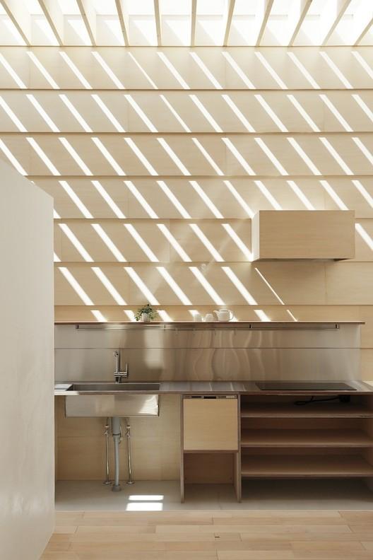 Vivienda Muros de Luz / mA-style Architects . Image © Kai Nakamura