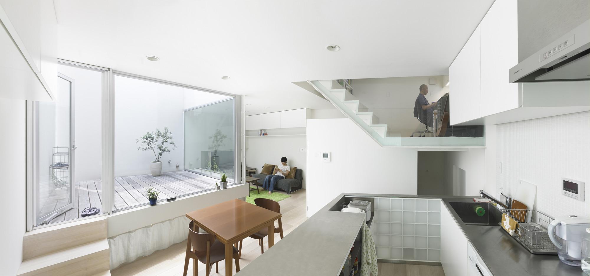 House M / Teppei Fujiwara Architects Labo, © Sadao Hotta
