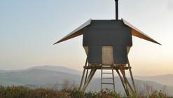 Sauna Huginn & Muninn / AtelierFORTE