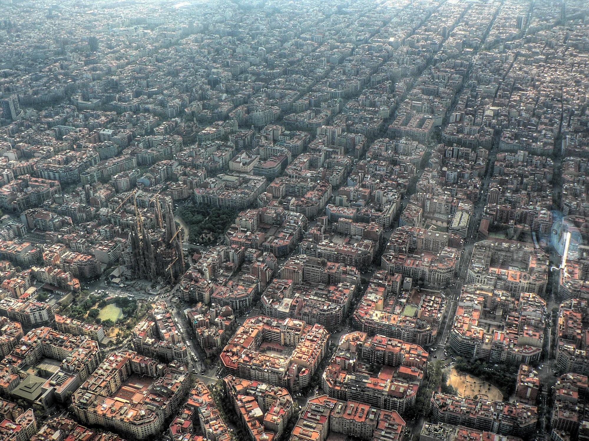 Barcelona - España. Imagen Cortesía de http://obviousmag.org/