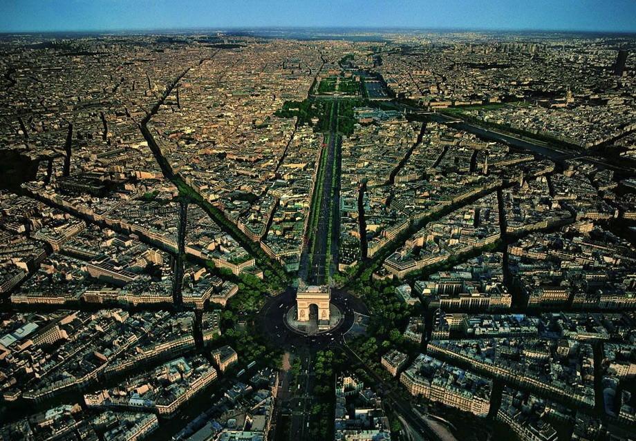 Paris - Francia. Imagen Cortesía de http://obviousmag.org/