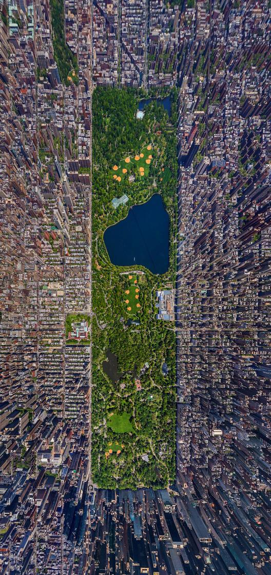 Central Park - Nueva York. Imagen Cortesía de http://obviousmag.org/