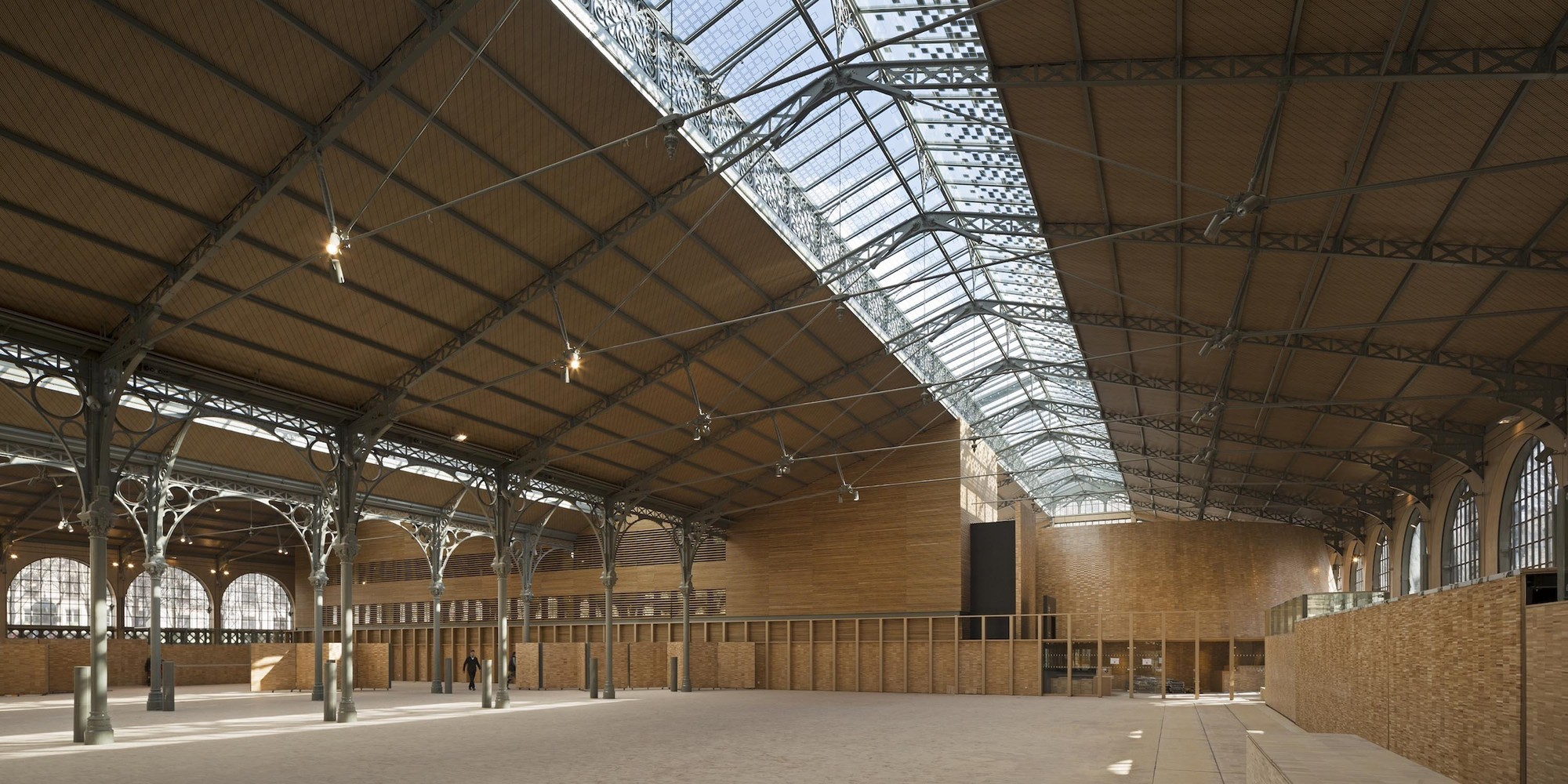 Gallery of the carreau du temple studiomilou for Architecture 00