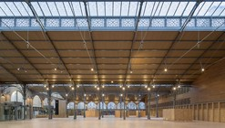 Mercado Carreau du Temple  / studioMilou architecture