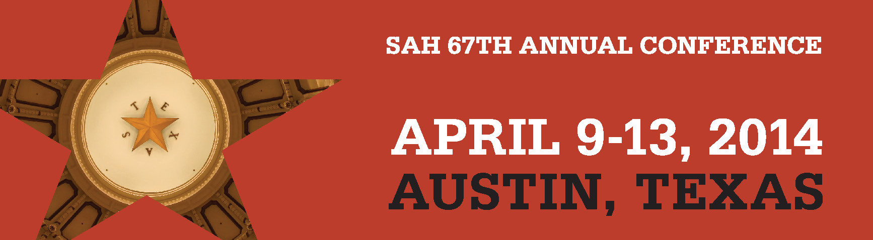 Society of Architectural Historians (SAH) 2014 Annual Conference