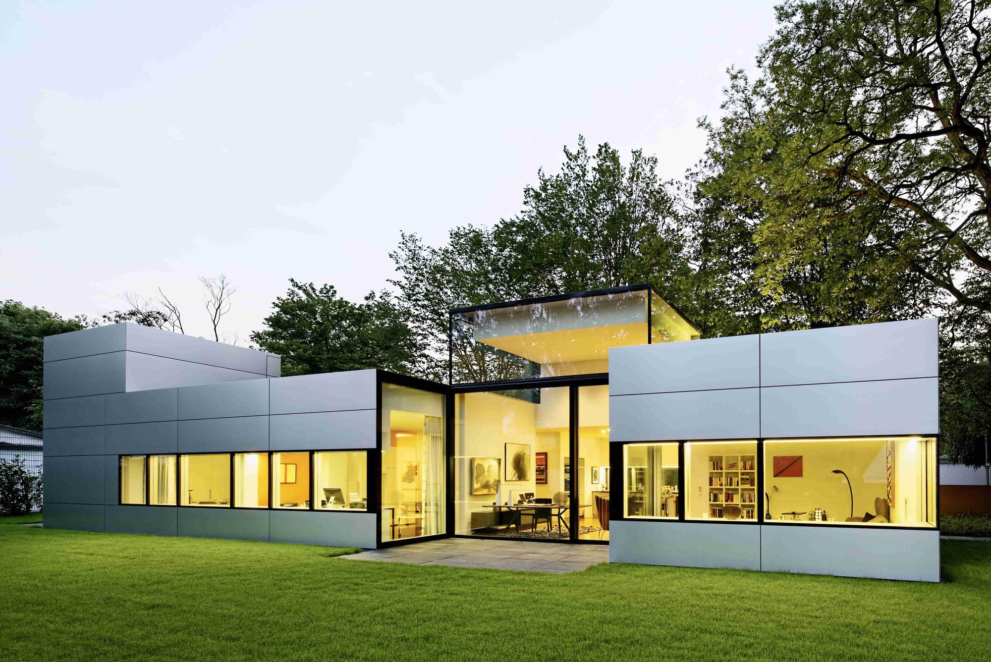 Haus Neufert  / Gatermann + Schossig, © Jens Willebrand
