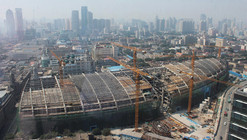 In Progress: Tianjin Riverside 66 / KPF