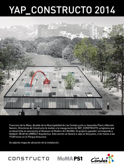 Inauguración YAP_CONSTRUCTO 2014, Courtesy of Constructo