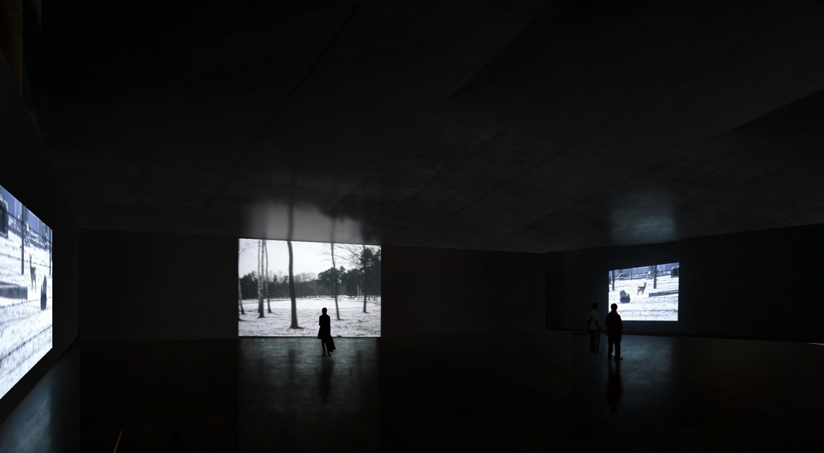 Gallery of Competition Entry: Moscow's National Centre for Contemporary Arts / WAI Think Tank - 15