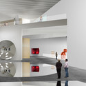 Exhibition Hall: Kapoor. Image Courtesy of WAI Think Tank