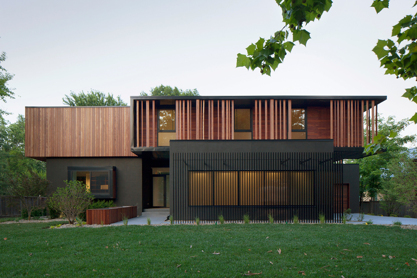 Baulinder Haus Hufft Projects Archdaily