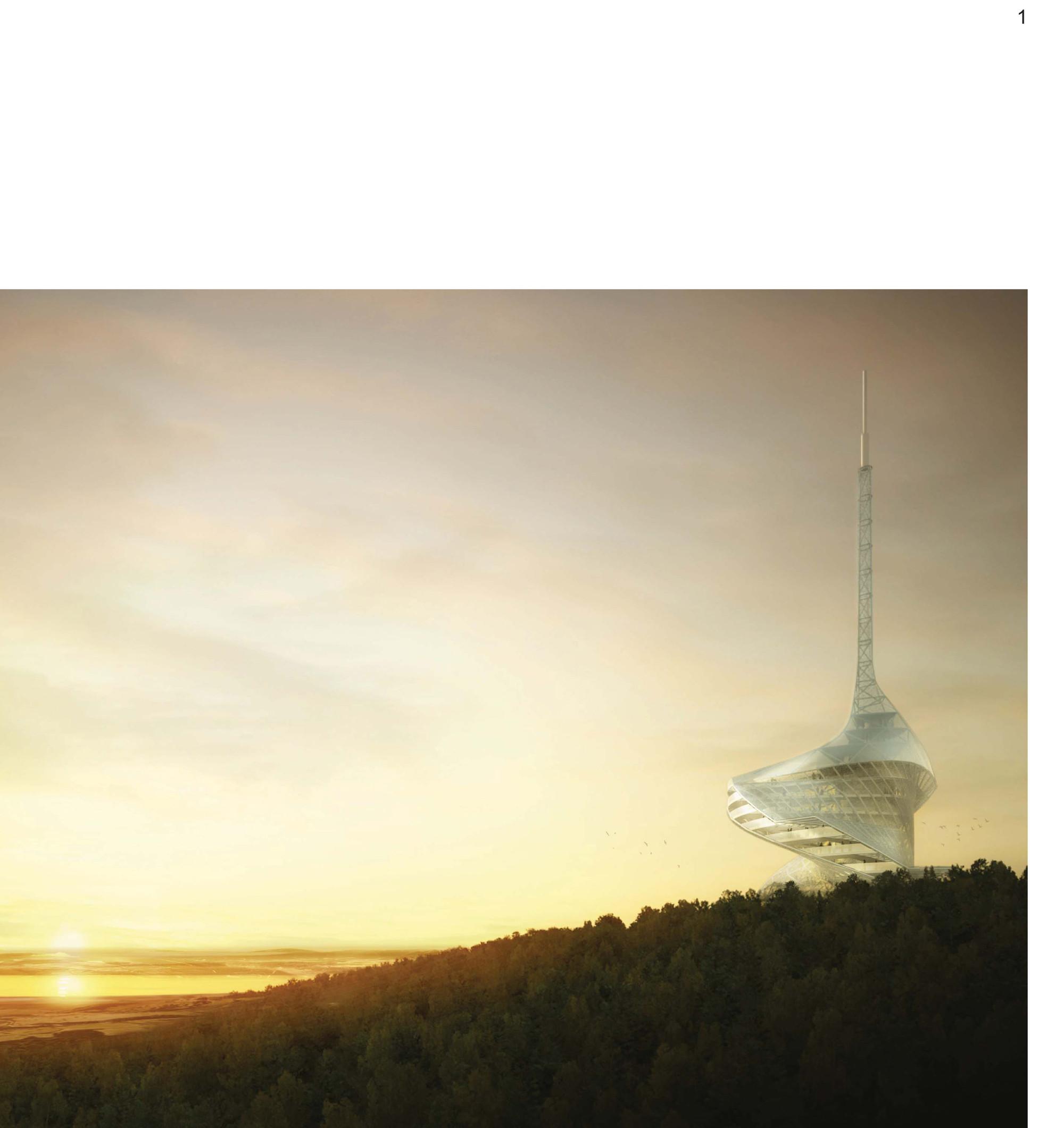 QUINTA MENCIÓN: Olaf Gipser Architects, Arup, DS Mimarlık. Imagen cortesía de Arkitera