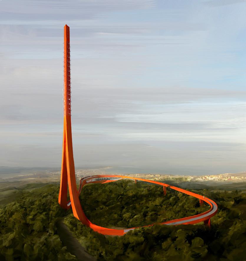PRIMER LUGAR: Powerhouse Company & IND [Inter.National.Design]. Imagen cortesía de Arkitera
