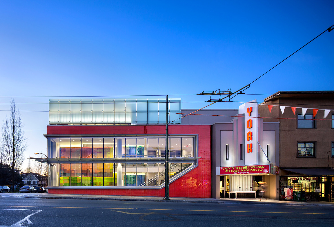 Rebirth of The York Theatre / Henriquez Partners Architects, © Ed White