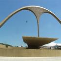 Palco, Praça da Apoteose. Image © André Mendonça