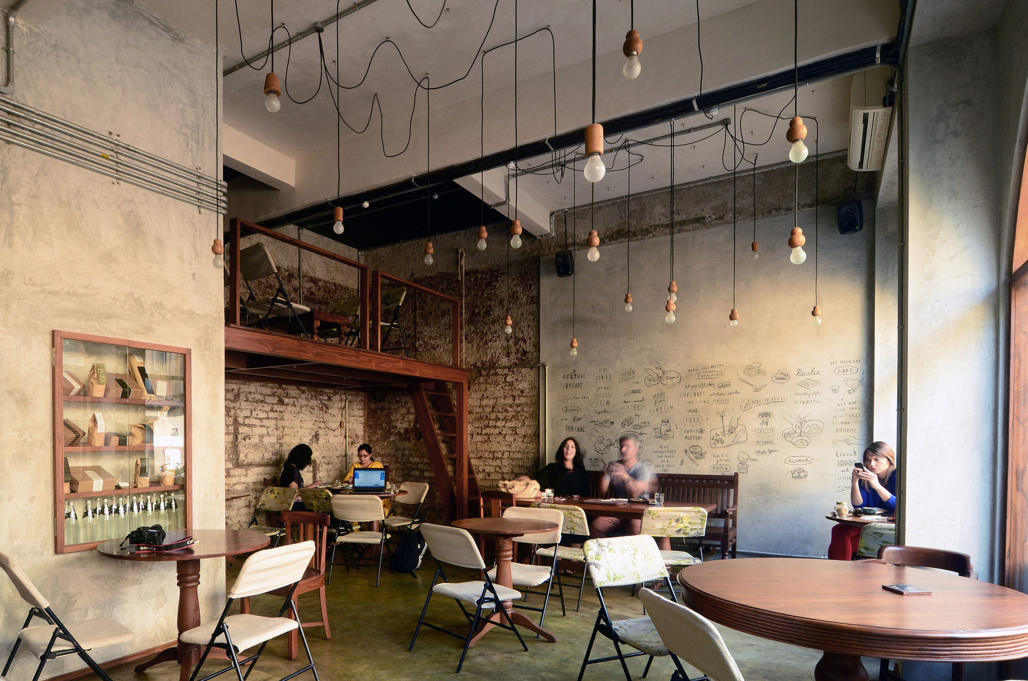 Birdsong Cafe / Studio Eight Twentythree, Courtesy of Studio Eight Twentythree