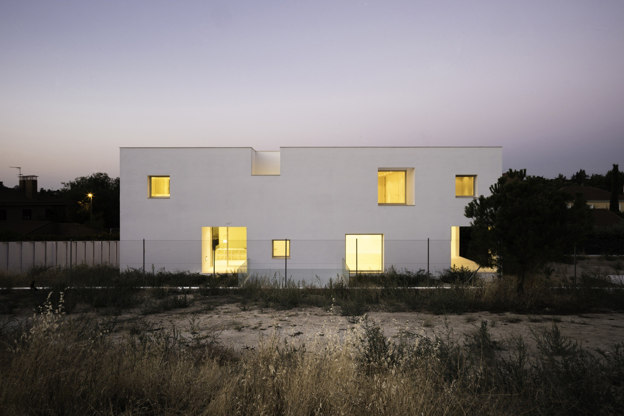 House H / Bojaus Arquitectura, © Joaquín Mosquera