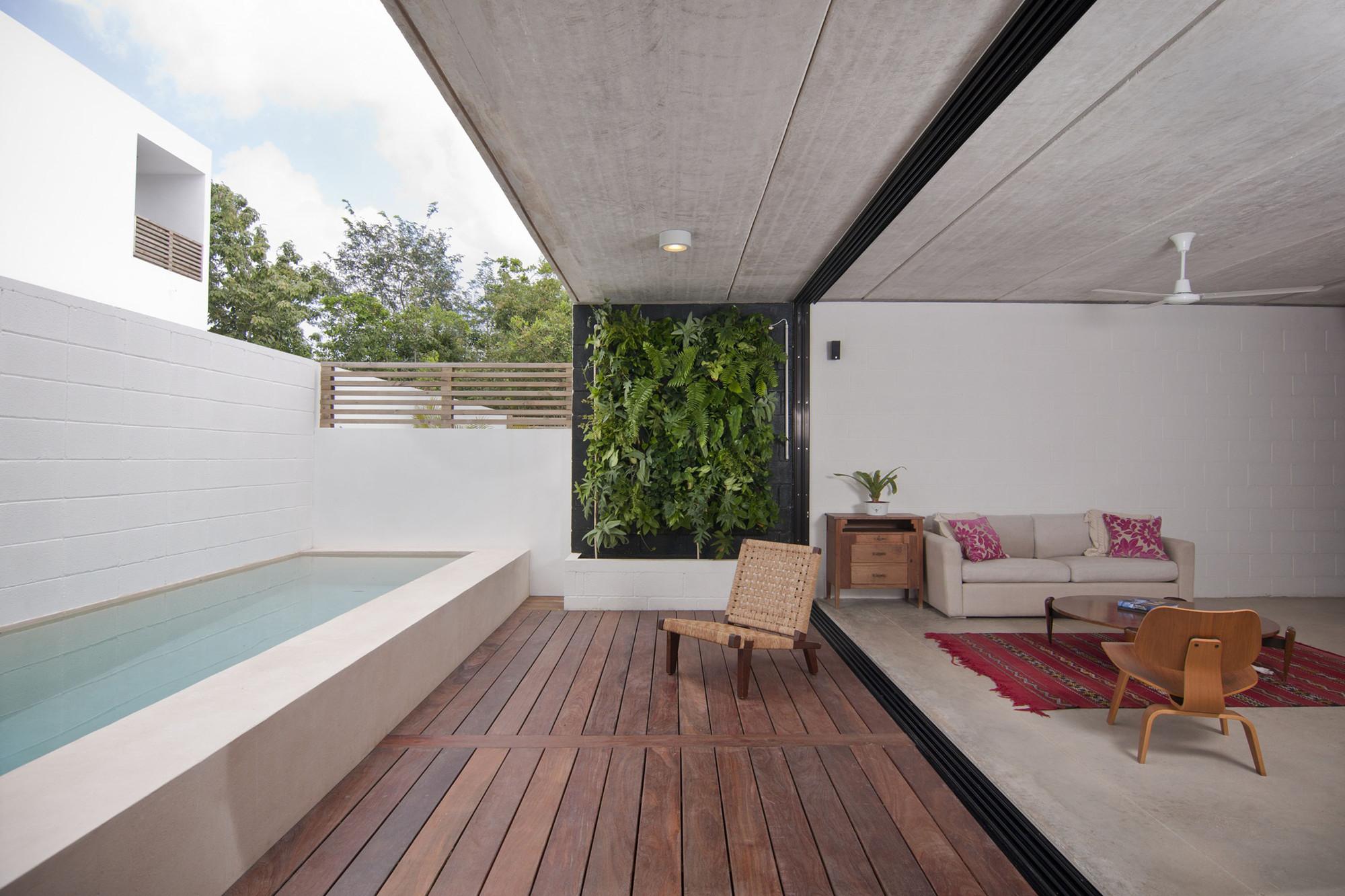 House Palma Chit / JC Arquitectura, © Wacho Espinosa