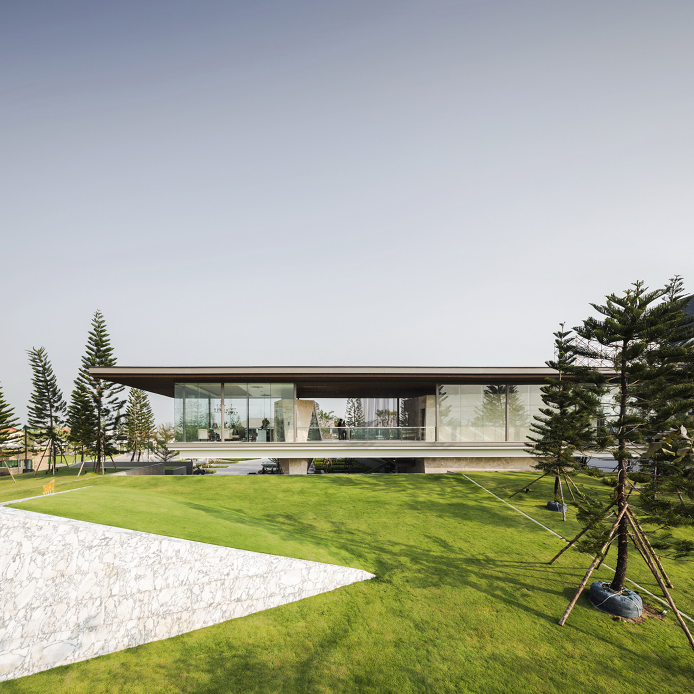 Clubhouse Gran Pinklao / Office AT, © W-Workspace