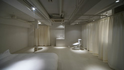 room 211 Hotel T'Point / Mifune Design Studio