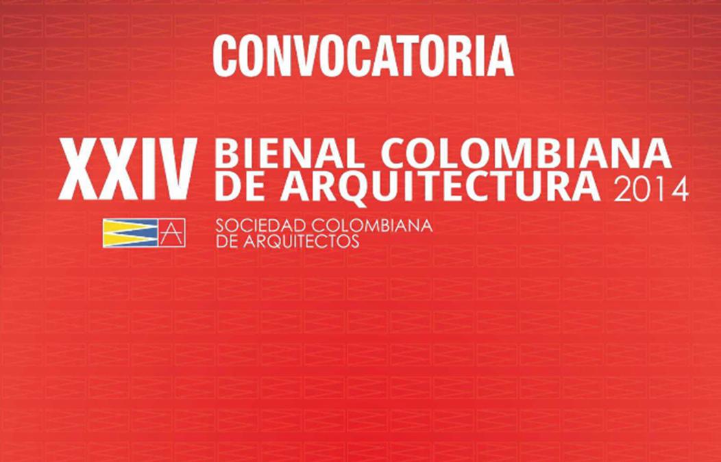 XXIV Bienal Colombiana de Arquitectura 2014, Courtesy of XXIV Bienal Colombiana