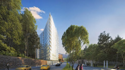 Richard Meier Designs Two-Tower Residential Development for Bogota