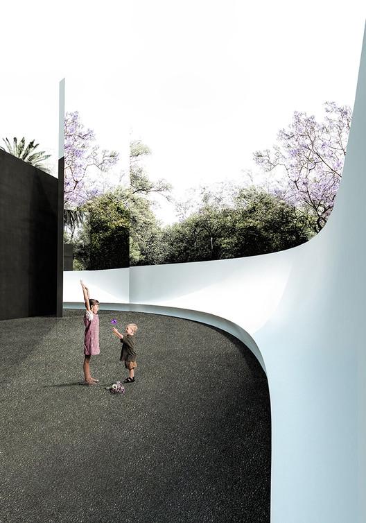 Las 5 propuestas del Pabellón Eco 2014, Propuesta MXSI architectural studio + FAAC Vía Arquine