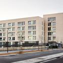 Viviendas sociales de alquiler en terrassa tac arquitectes plataforma arquitectura - Arquitectos terrassa ...