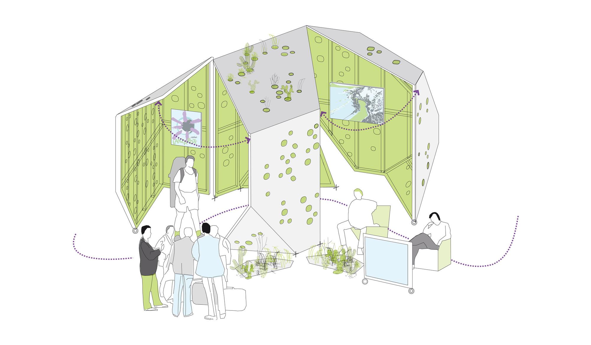 Courtesy of OOIIO Arquitectura