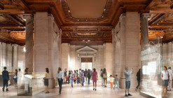 Foster + Partners' New York Public Library Redesign in State of Limbo