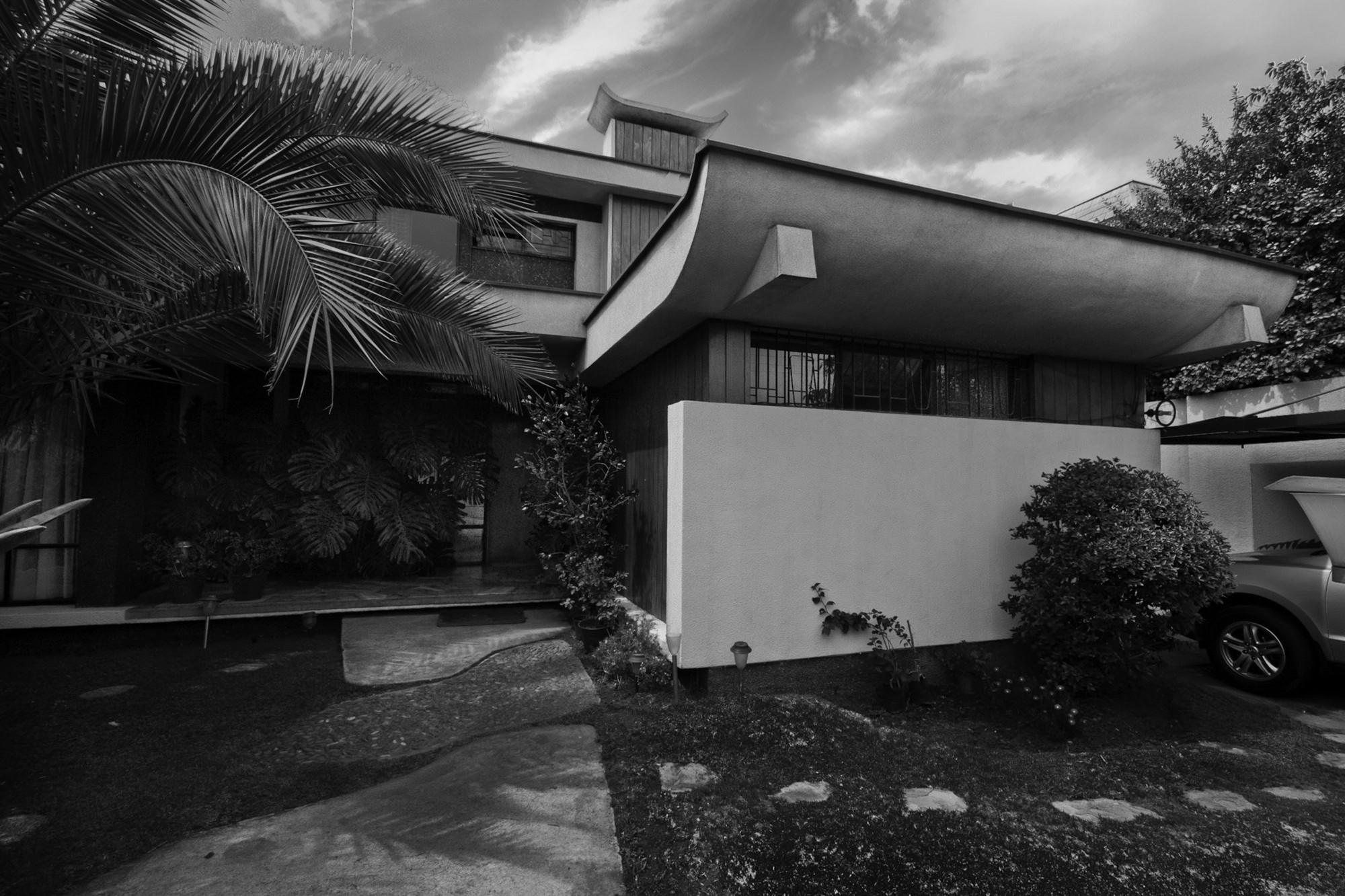 Clásicos de Arquitectura: Casa Bril-Goldfarb / Carlos Butelmann Guiloff, © Andrés Daly