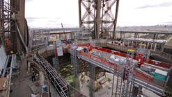 Eiffel Tower's 1st Floor Redevelopment / Moatti-Rivière