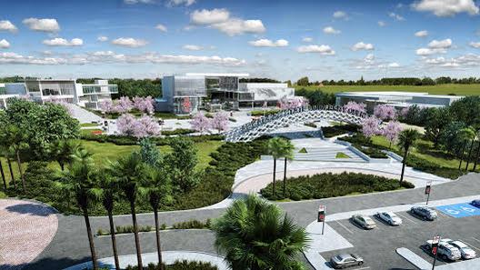 Firma mexicana diseña primer campus de Arkansas State University en México, Cortesía GVA & Asociados