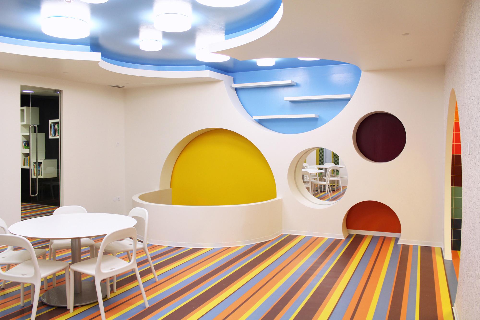 Kalorias - Children's Space / estúdio AMATAM, Courtesy of estúdio AMATAM