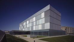 Nueva Jefatura Superior de Policía en Logroño  / Matos-Castillo Arquitectos