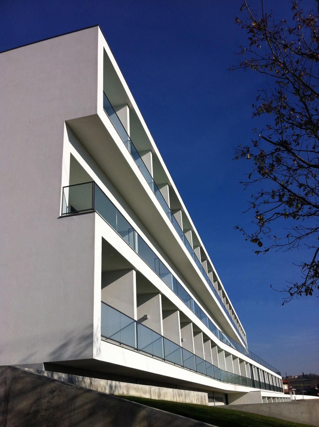 Gallery of elderly residential building atelier d - Atelier arquitectura ...