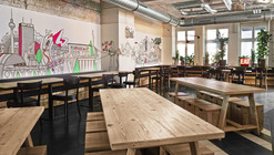 Generator Berlin Mitte / Ester Bruzkus + DesignAgency