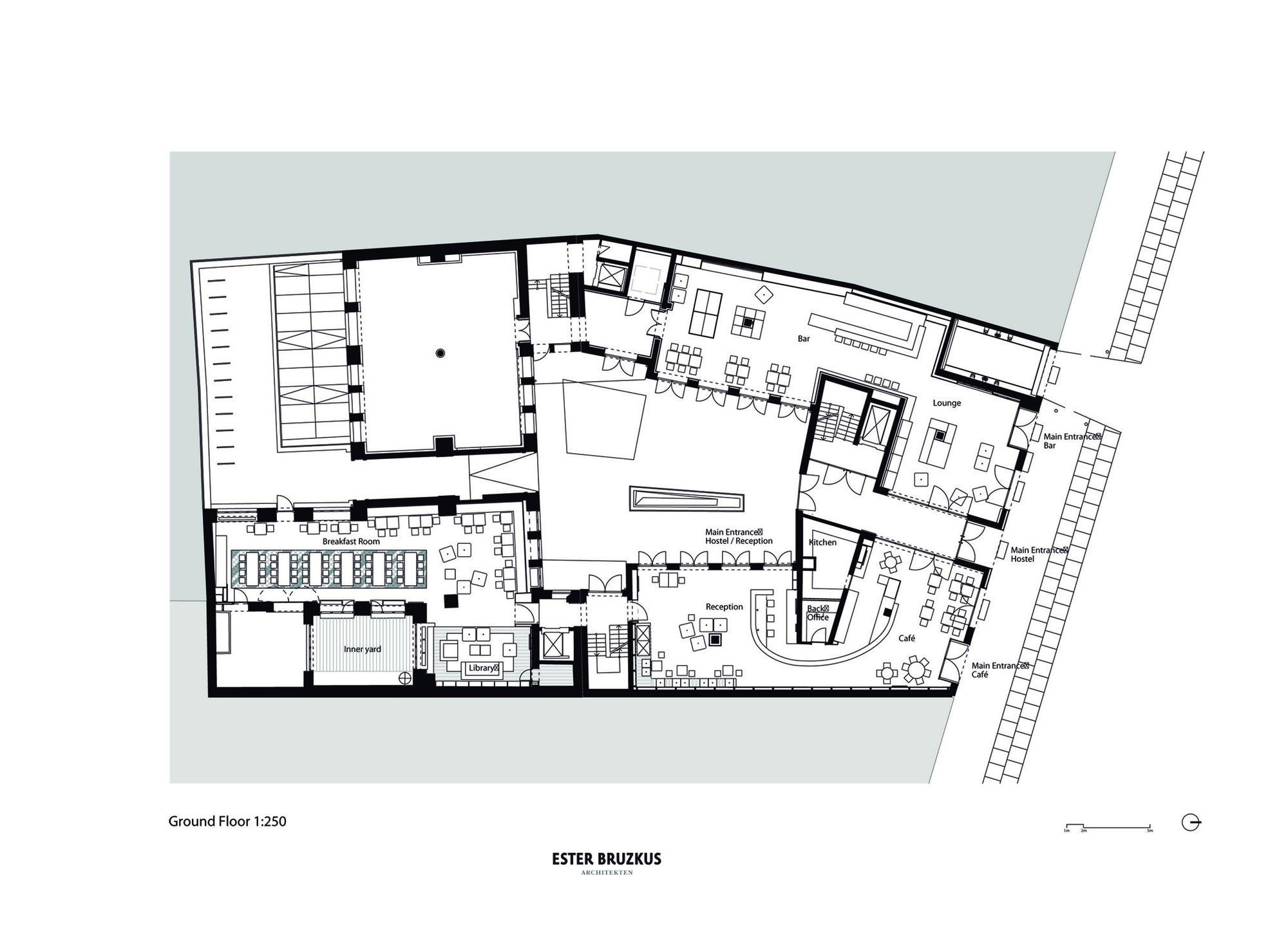 Generator berlin mitte ester bruzkus designagency archdaily Room floor plan generator