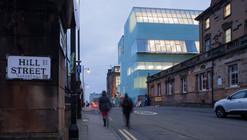 Seona Reid Building / Steven Holl Architects