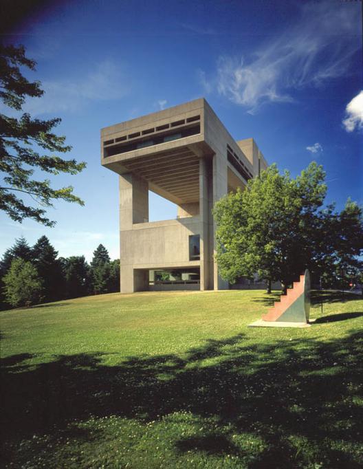 Museo de Arte, Adición y Alteración Johnson (Ithaca, Nueva York) / Pei Cobb Freed & Asociados ©Robert Barker