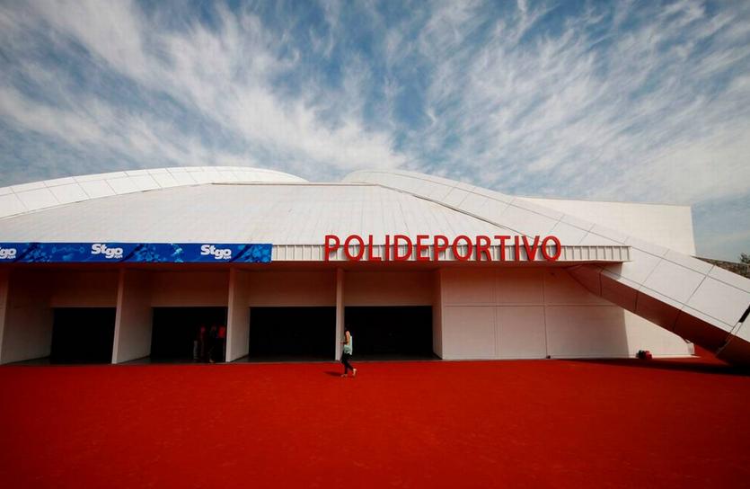 Los recintos deportivos de los Juegos Suramericanos Santiago 2014, © Agencia Uno